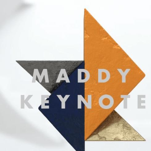 Wefound Maddy Keynote